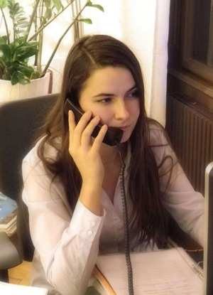Kateryna Aleksandrova, BA